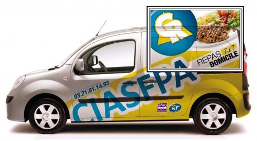 vehicule ciasfpa livraison